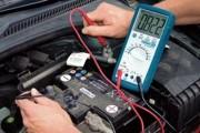 Проверка степени разряженности аккумуляторной батареи