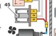 Не работает вентилятор печки (отопитель салона)