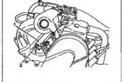 Как установить топливную рампу форсунок?