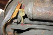 Как заменить задние тормозные колодки?