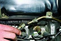 Регулятор давления топлива ваз 2115