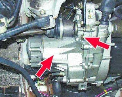 Фото №19 - течёт масло из коробки передач ВАЗ 2110