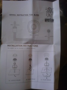 Инструкция по установке колонок в двери