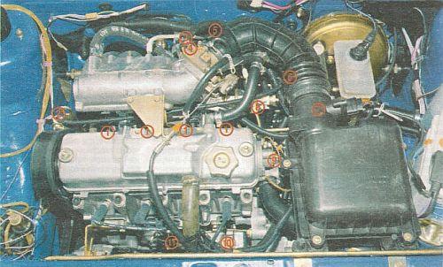 Контрактные двигатели из Японии и Европы купить в Москве