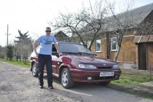 Вячеслав и его ВАЗ 2114