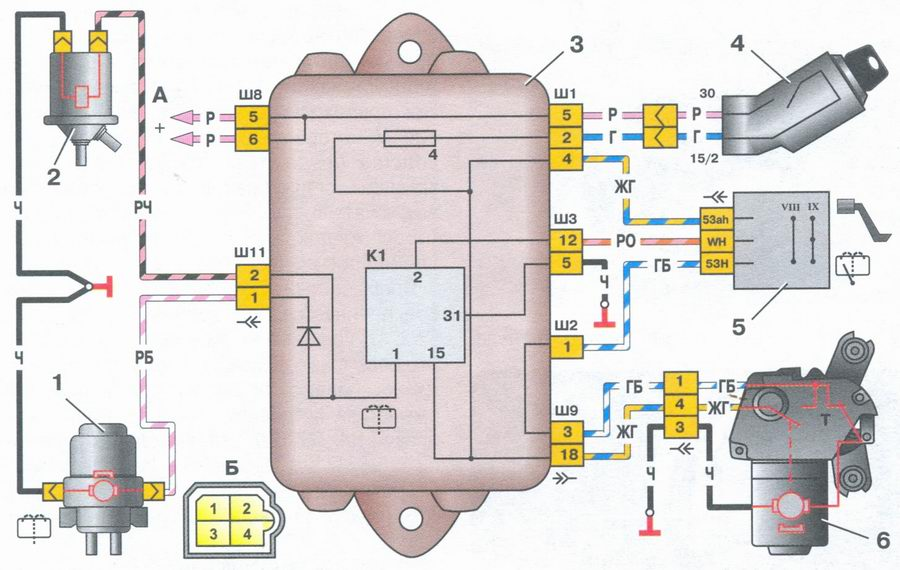 Модель ВАЗ 2113 и ВАЗ 2114