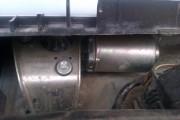 Как снять/заменить  мотор-редуктор стеклоочистителей