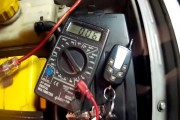 Утечка тока в авто