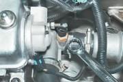 Проверка и замена датчика температуры охлаждающей жидкости