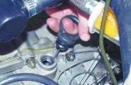 Как заменить масло в КПП