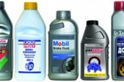 Выбор тормозной жидкости