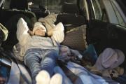 Как спать в машине зимой и не замерзнуть