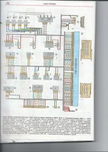 Схема системы управления двигателем 11183 (1,6i) е-газ