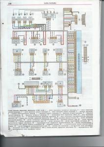 Схема системы управления двигателем 11183 (1,6i) Евро-2