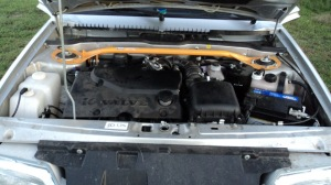 Двигатель 1,6л 16кл