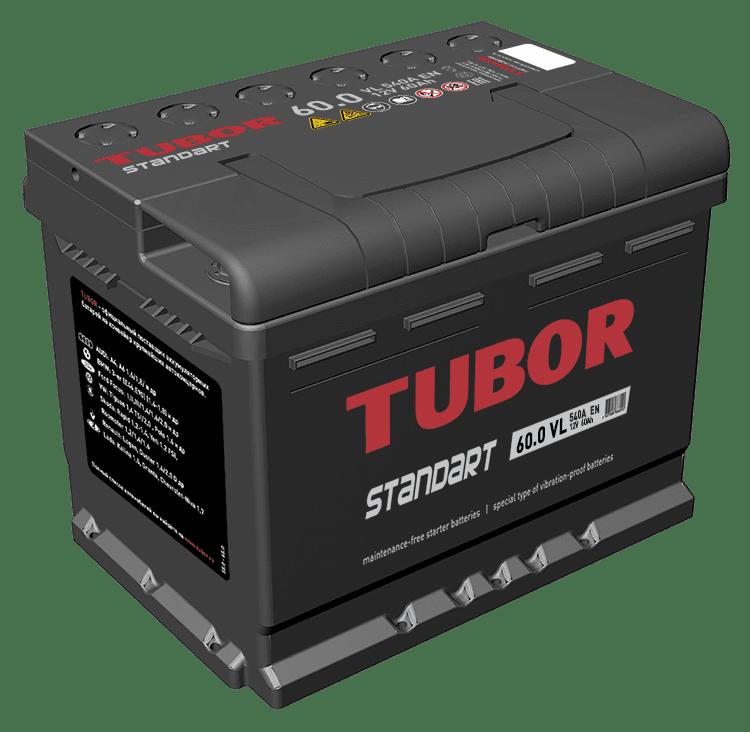 TUBOR STANDART 6CT-60.1 VL