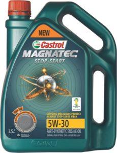 Castrol Magnatec Stop Start C3 5W 30