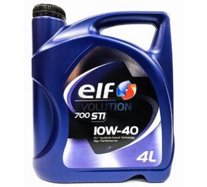 ELF Evolution 700 STI 10W 40ELF Evolution 700 STI 10W 40