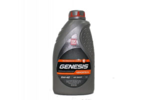 ЛУКОЙЛ Genesis Armortech 5W 40