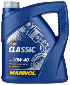 Mannol Classic 10W 40