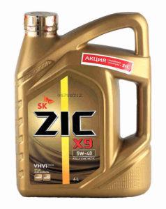 ZIC X9 5W 40
