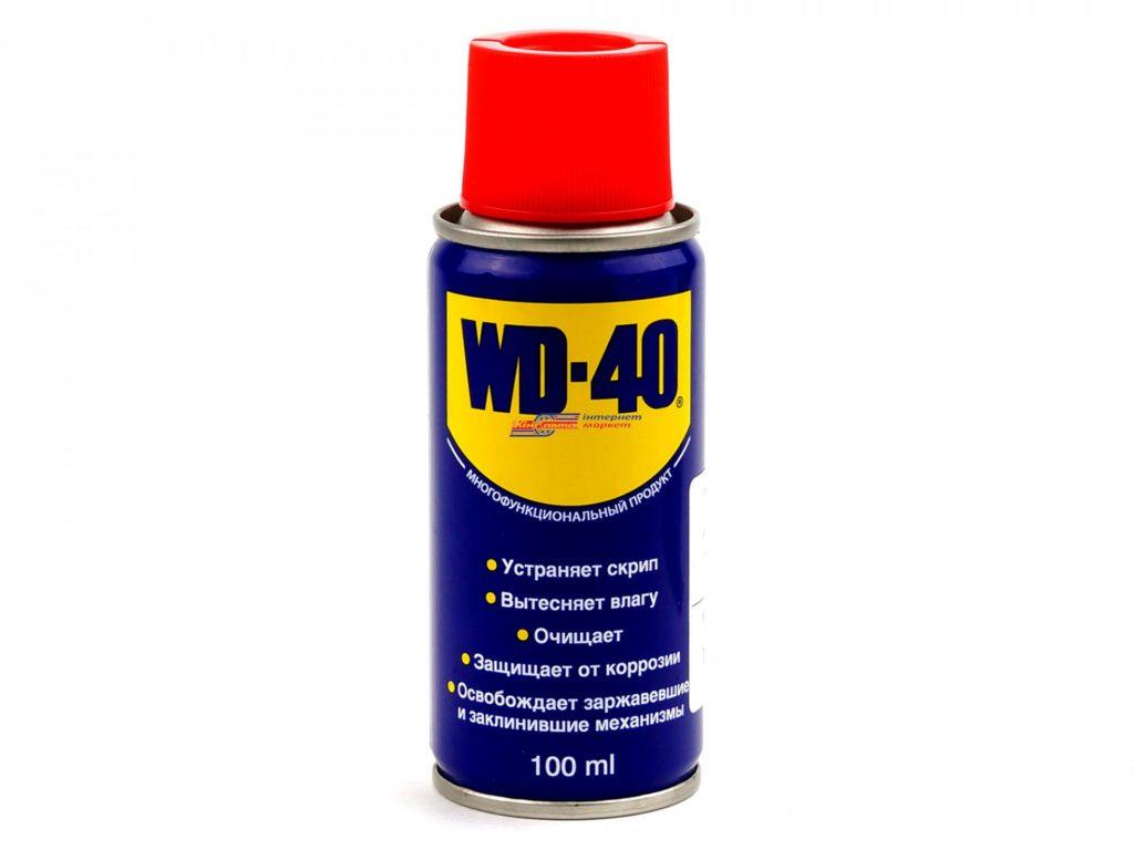 Антикоррозийная аэрозоль WD-40